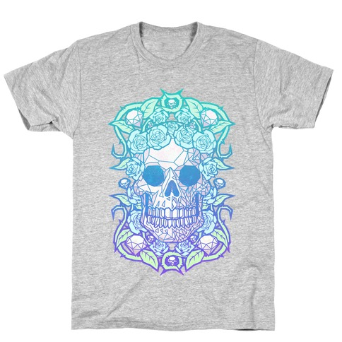 Diamonds and Roses Mens/Unisex T-Shirt