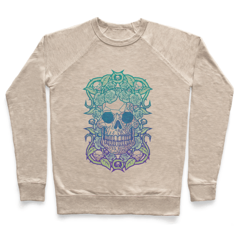 Diamonds and Roses Pullover