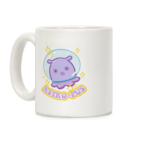Astro-pus Coffee Mug