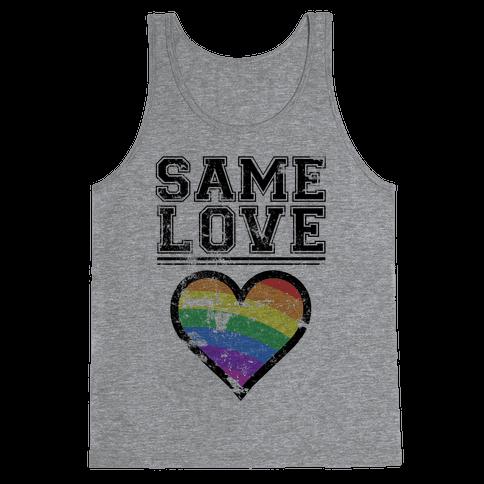 Same Love Tank Top