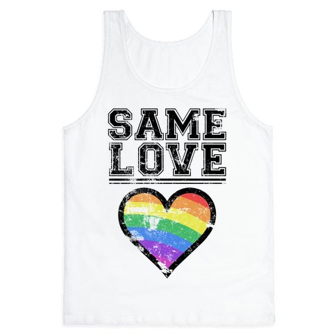 Same Love Tank Top