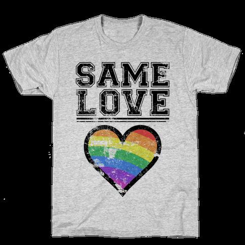 Same Love Mens T-Shirt