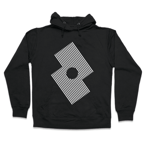 The Eye Of The Storm Hooded Sweatshirt