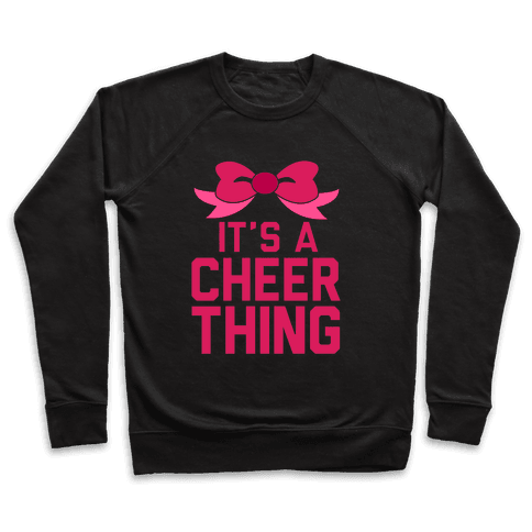 It's a Cheer Thing Pullover