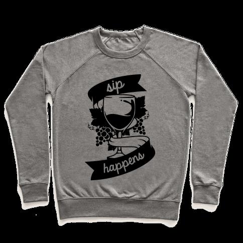 Sip Happens Pullover