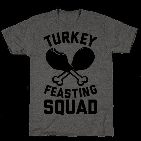 Turkey Feasting Squad