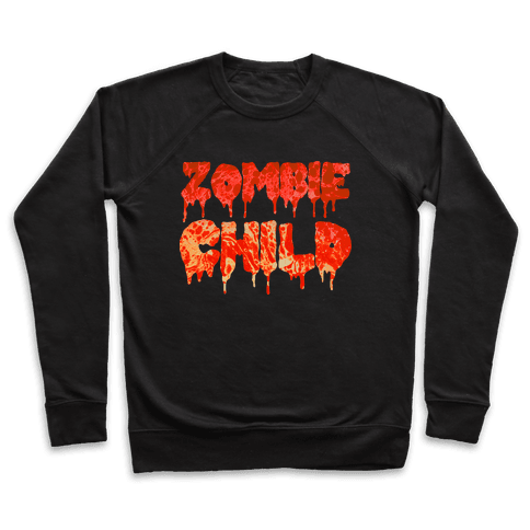 Zombie Child Pullover