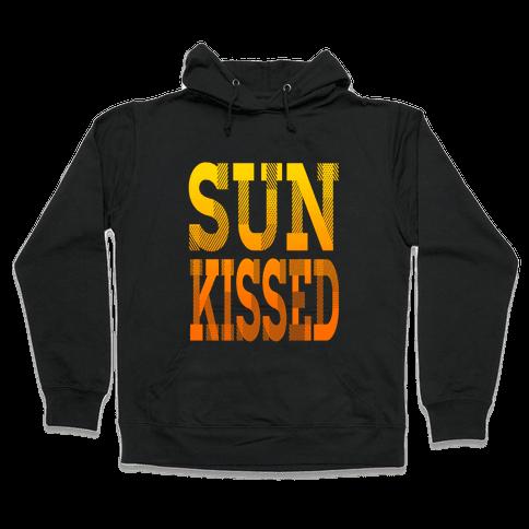 Sun Kissed Hooded Sweatshirt