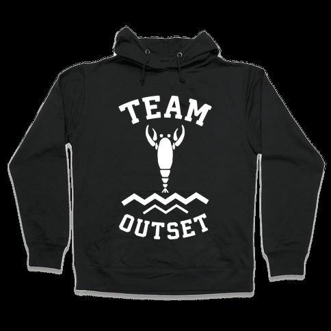 Team Outset Hooded Sweatshirt
