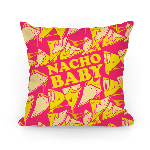 Nacho Baby Pillow