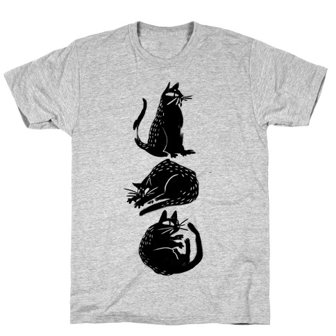 Cat Shapes T-Shirt