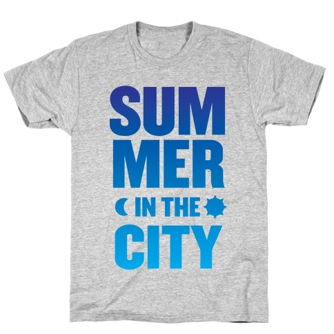 Summer In The City T-Shirt