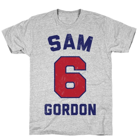 Sam Gordon (Vintage Shirt!) T-Shirt