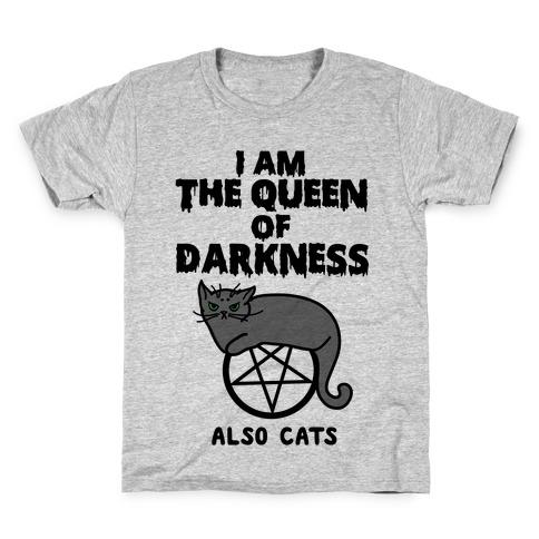 Queen of Darkness Kids T-Shirt