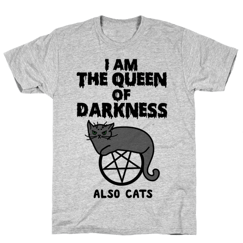 Queen of Darkness Mens T-Shirt