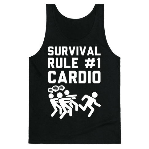 Rule One Cardio Tank Top