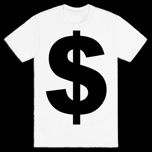 Money Mens T-Shirt