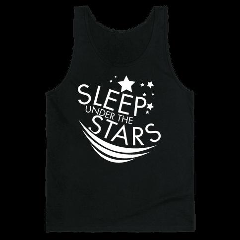 Sleep Under the Stars Tank Top