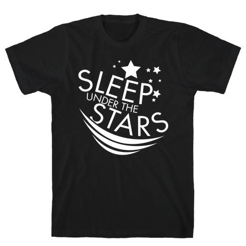 Sleep Under the Stars Mens T-Shirt