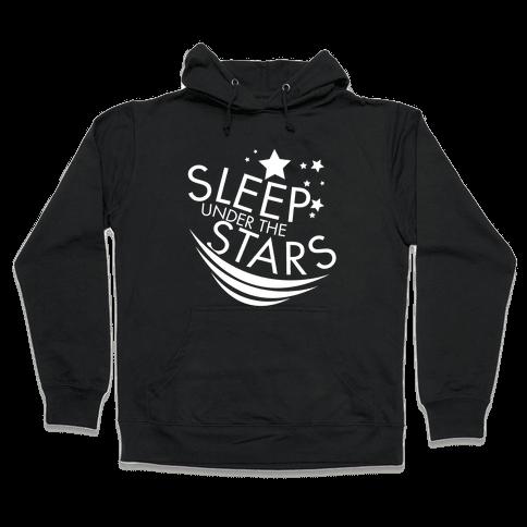 Sleep Under the Stars Hooded Sweatshirt