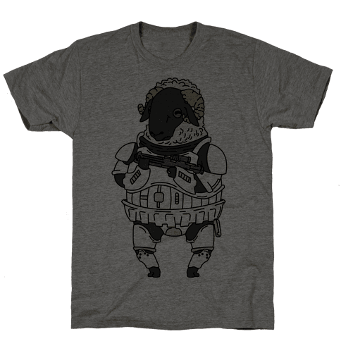 Sheeptrooper Mens T-Shirt