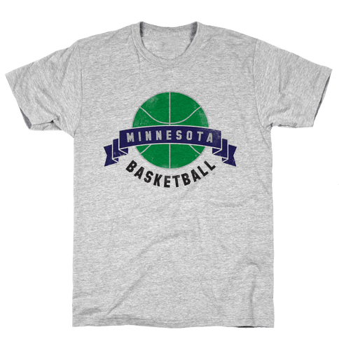 Minnesota Mens T-Shirt