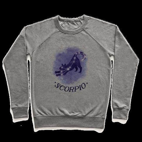 Cat Zodiac: Scorpio Pullover