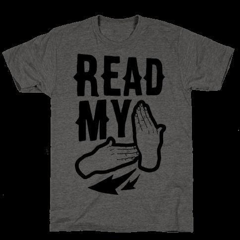 Read My Hands