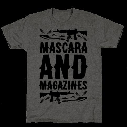 Mascara and Magazines