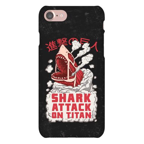 Shark Attack On Titan