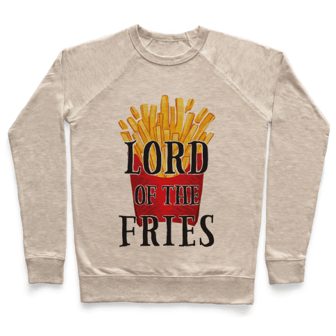 Lord of the Fries Pullover
