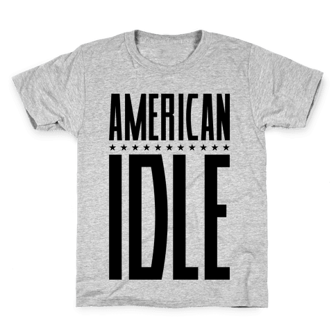 American Idle Kids T-Shirt
