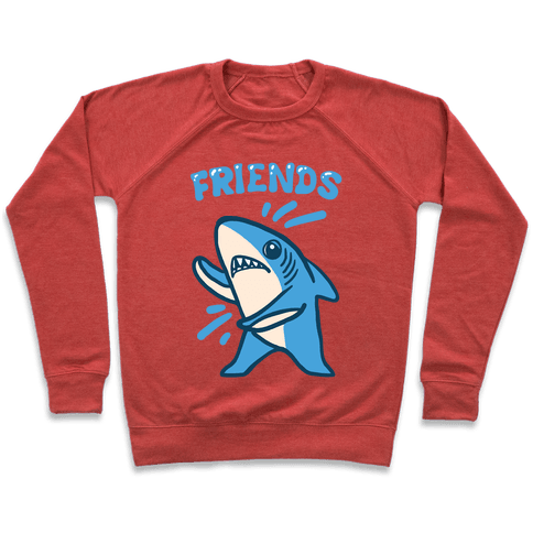 Best Friend Sharks (Part 2) Pullover
