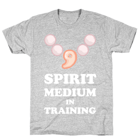 Spirit Medium In Training Mens T-Shirt
