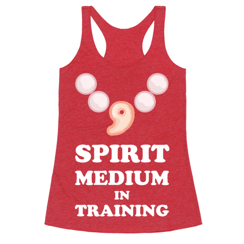 Spirit Medium In Training