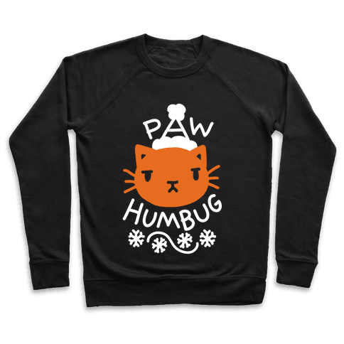 Paw Humbug Cat Pullover