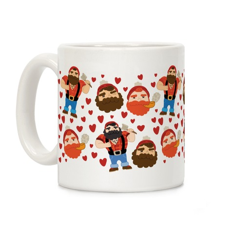 Lumberjack Love Coffee Mug