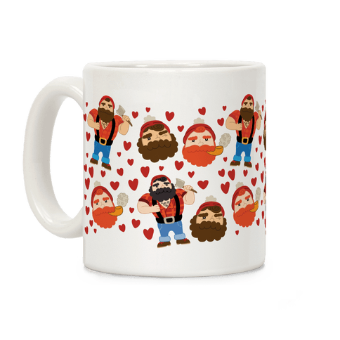 Lumberjack Love Coffee Mug