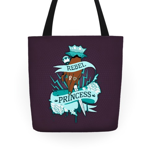 Rebel Princess Tote