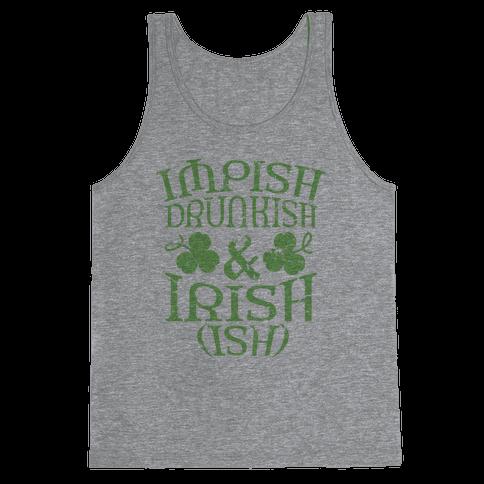 Irish (ish) Tank Tank Top