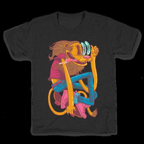 Rad Lion Kids T-Shirt