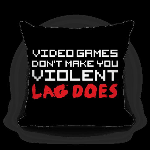 Lag Pillow