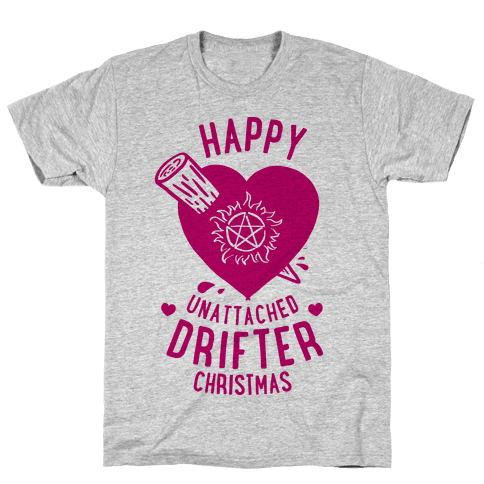 Happy Unattached Drifter Christmas
