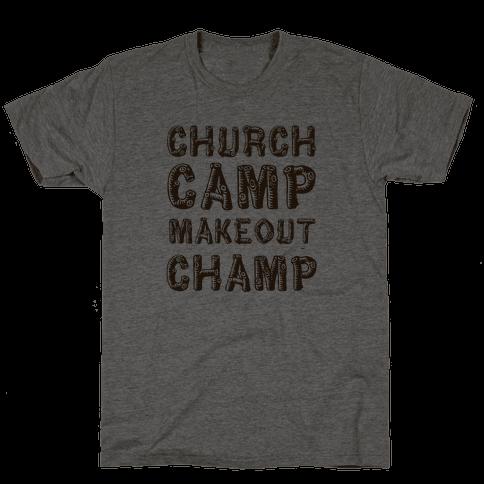 Church Camp Memories