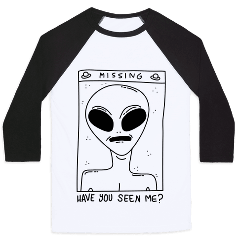 Have You Seen Me (Alien)