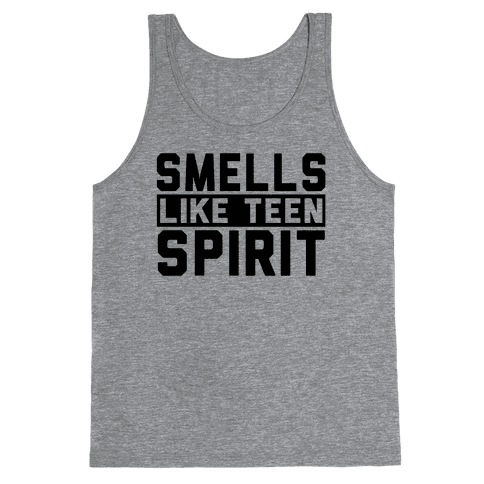 Smells Like Teen Spirit Tank Top