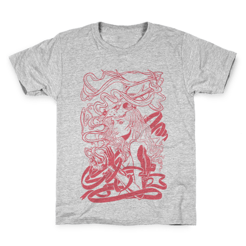 Skull Witch Kids T-Shirt