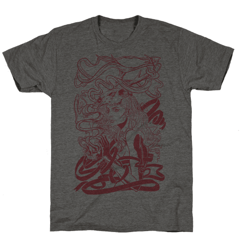 Skull Witch Mens T-Shirt