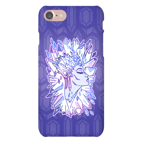 The Snow Queen Phone Case