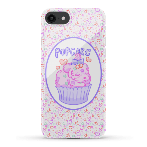Pupcake Phone Case